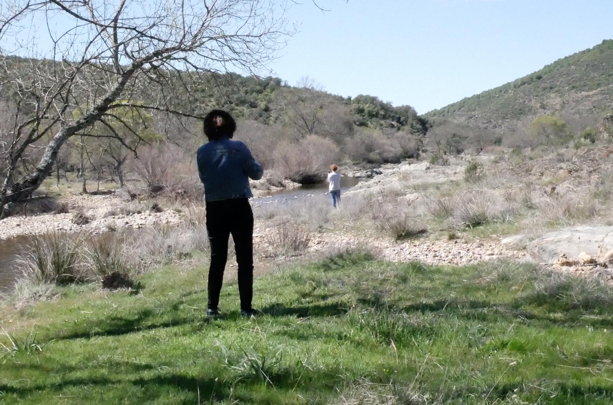 Conversaciones con el paisaje