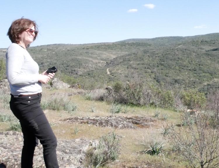 Conversaciones con el paisaje - Montes de Toledo